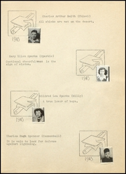 Page 61, 1945 Edition, Richwood High School - Lumberjack Yearbook (Richwood, WV) online yearbook collection