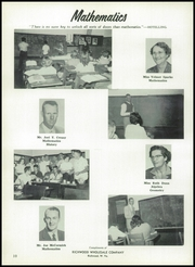 Page 14, 1956 Edition, Richwood High School - Lumberjack Yearbook (Richwood, WV) online yearbook collection