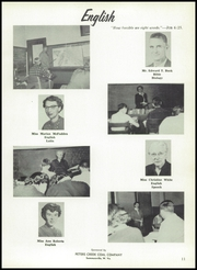 Page 15, 1956 Edition, Richwood High School - Lumberjack Yearbook (Richwood, WV) online yearbook collection