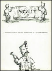 Page 9, 1956 Edition, Richwood High School - Lumberjack Yearbook (Richwood, WV) online yearbook collection