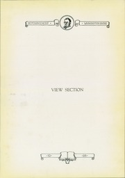 Page 13, 1928 Edition, Washington Irving High School - Reminiscences Yearbook (Clarksburg, WV) online yearbook collection