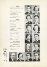 Page 14, 1942 Edition, Washington Irving High School - Reminiscences Yearbook (Clarksburg, WV) online yearbook collection