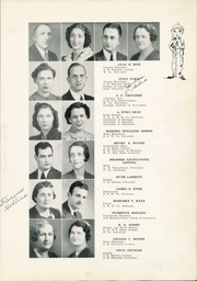 Page 15, 1942 Edition, Washington Irving High School - Reminiscences Yearbook (Clarksburg, WV) online yearbook collection