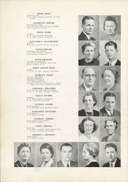 Page 16, 1942 Edition, Washington Irving High School - Reminiscences Yearbook (Clarksburg, WV) online yearbook collection