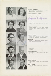 Page 14, 1948 Edition, Washington Irving High School - Reminiscences Yearbook (Clarksburg, WV) online yearbook collection