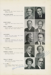 Page 15, 1948 Edition, Washington Irving High School - Reminiscences Yearbook (Clarksburg, WV) online yearbook collection
