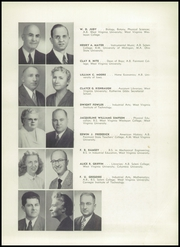 Page 15, 1952 Edition, Washington Irving High School - Reminiscences Yearbook (Clarksburg, WV) online yearbook collection