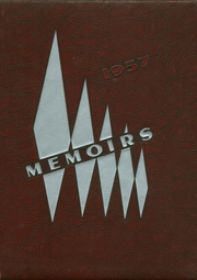 Page 1, 1957 Edition, Washington Irving High School - Reminiscences Yearbook (Clarksburg, WV) online yearbook collection
