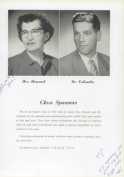 Page 11, 1957 Edition, Washington Irving High School - Reminiscences Yearbook (Clarksburg, WV) online yearbook collection