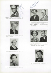 Page 16, 1957 Edition, Washington Irving High School - Reminiscences Yearbook (Clarksburg, WV) online yearbook collection