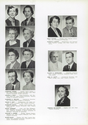 Page 17, 1957 Edition, Washington Irving High School - Reminiscences Yearbook (Clarksburg, WV) online yearbook collection