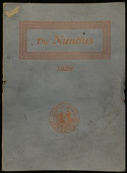 Page 1, 1928 Edition, Wayne High School - Nuntius Yearbook (Wayne, WV) online yearbook collection