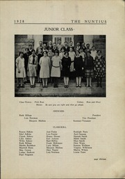 Page 15, 1928 Edition, Wayne High School - Nuntius Yearbook (Wayne, WV) online yearbook collection
