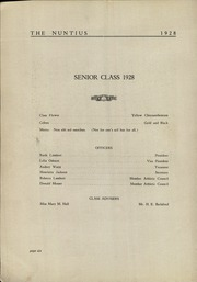 Page 8, 1928 Edition, Wayne High School - Nuntius Yearbook (Wayne, WV) online yearbook collection
