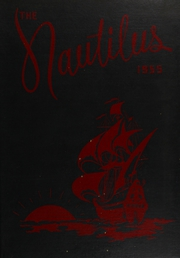 1955 Edition, Ravenswood High School - Nautilus Yearbook (Ravenswood, WV)