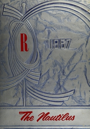 1957 Edition, Ravenswood High School - Nautilus Yearbook (Ravenswood, WV)