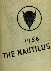 1958 Edition, Ravenswood High School - Nautilus Yearbook (Ravenswood, WV)