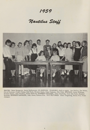 Page 10, 1959 Edition, Ravenswood High School - Nautilus Yearbook (Ravenswood, WV) online yearbook collection