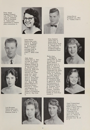 Page 13, 1959 Edition, Ravenswood High School - Nautilus Yearbook (Ravenswood, WV) online yearbook collection