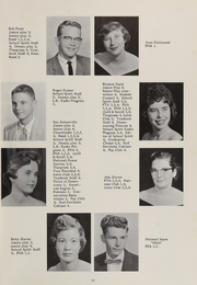 Page 17, 1959 Edition, Ravenswood High School - Nautilus Yearbook (Ravenswood, WV) online yearbook collection
