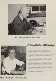 Page 7, 1959 Edition, Ravenswood High School - Nautilus Yearbook (Ravenswood, WV) online yearbook collection
