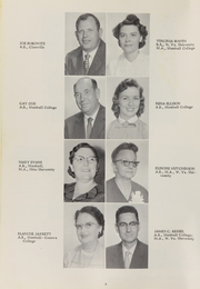 Page 8, 1959 Edition, Ravenswood High School - Nautilus Yearbook (Ravenswood, WV) online yearbook collection