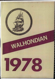 Page 1, 1978 Edition, Sherman High School - Walhondian Yearbook (Seth, WV) online yearbook collection