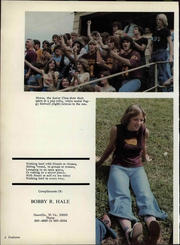 Page 12, 1978 Edition, Sherman High School - Walhondian Yearbook (Seth, WV) online yearbook collection