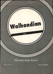 Page 7, 1978 Edition, Sherman High School - Walhondian Yearbook (Seth, WV) online yearbook collection