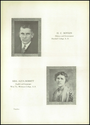 Page 16, 1927 Edition, Clay High School - Tiskelwah Yearbook (Clay, WV) online yearbook collection