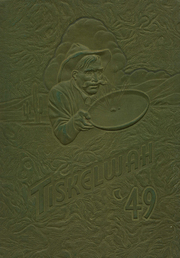 1949 Edition, Clay High School - Tiskelwah Yearbook (Clay, WV)