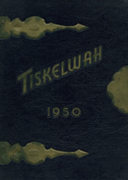 1950 Edition, Clay High School - Tiskelwah Yearbook (Clay, WV)