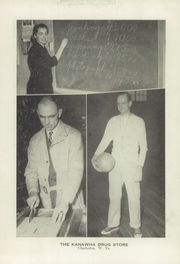 Page 15, 1950 Edition, Clay High School - Tiskelwah Yearbook (Clay, WV) online yearbook collection