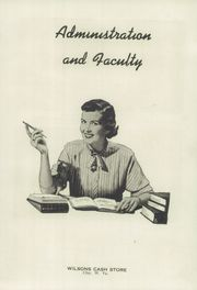 Page 9, 1950 Edition, Clay High School - Tiskelwah Yearbook (Clay, WV) online yearbook collection