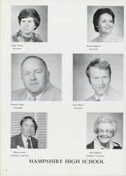 Page 12, 1983 Edition, Hampshire High School - Trojan Yearbook (Romney, WV) online yearbook collection