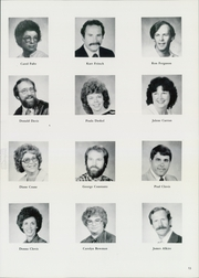 Page 17, 1983 Edition, Hampshire High School - Trojan Yearbook (Romney, WV) online yearbook collection