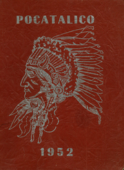 Page 1, 1952 Edition, Poca High School - Pocatalico Yearbook (Poca, WV) online yearbook collection