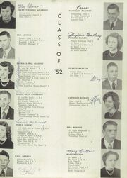 Page 15, 1952 Edition, Poca High School - Pocatalico Yearbook (Poca, WV) online yearbook collection