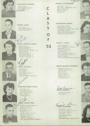 Page 16, 1952 Edition, Poca High School - Pocatalico Yearbook (Poca, WV) online yearbook collection