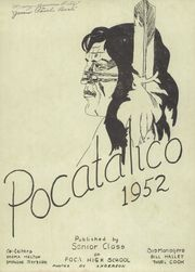 Page 3, 1952 Edition, Poca High School - Pocatalico Yearbook (Poca, WV) online yearbook collection