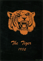 1952 Edition, Chapmanville High School - Tiger Yearbook (Chapmanville, WV)
