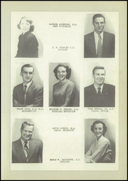 Page 13, 1952 Edition, Chapmanville High School - Tiger Yearbook (Chapmanville, WV) online yearbook collection