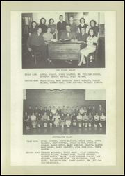 Page 7, 1952 Edition, Chapmanville High School - Tiger Yearbook (Chapmanville, WV) online yearbook collection