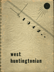1942 Edition, Vinson High School - Vinsonian Yearbook (Huntington, WV)