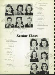 Page 14, 1942 Edition, Vinson High School - Vinsonian Yearbook (Huntington, WV) online yearbook collection