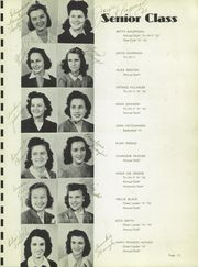 Page 15, 1942 Edition, Vinson High School - Vinsonian Yearbook (Huntington, WV) online yearbook collection