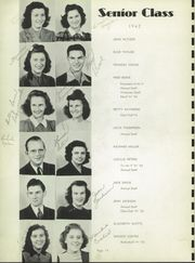 Page 16, 1942 Edition, Vinson High School - Vinsonian Yearbook (Huntington, WV) online yearbook collection
