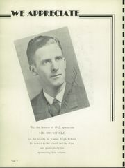 Page 8, 1942 Edition, Vinson High School - Vinsonian Yearbook (Huntington, WV) online yearbook collection