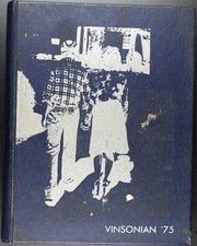 1975 Edition, Vinson High School - Vinsonian Yearbook (Huntington, WV)