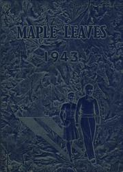 Page 1, 1942 Edition, West Fairmont High School - Maple Leaves Yearbook (Fairmont, WV) online yearbook collection